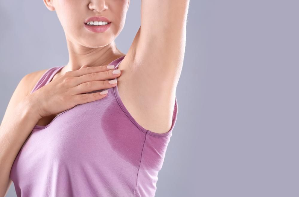 excessive sweating treatment in Delhi